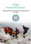 Zbornik 70 let Postaje GRS Tolmin
